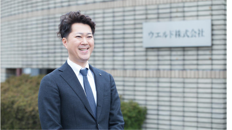 代表取締役 川島 鉄平の画像